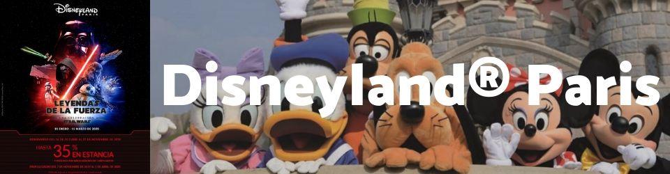 Entra y reserva ya para viajar a Disneyland Paris