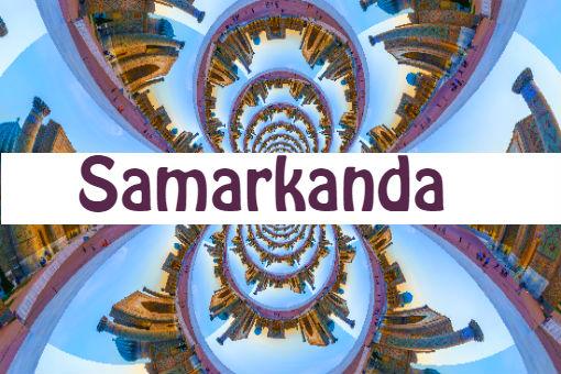 SAMARKANDA