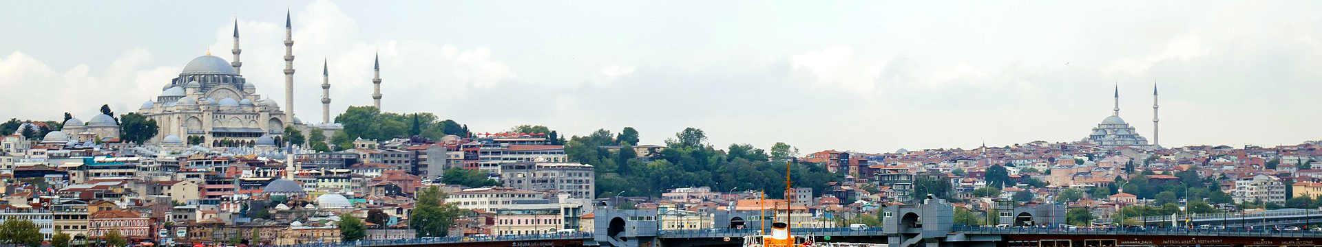 Estambul desde Asturias. Puente de diciembre