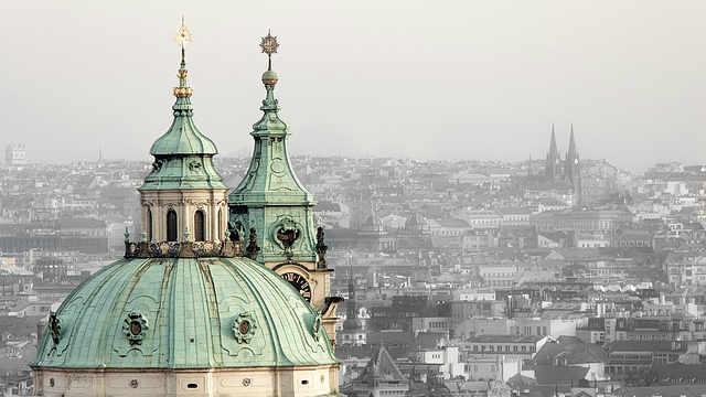 Praga desde Asturias. Puente de diciembre