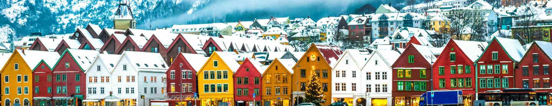 Oslo desde Asturias. Puente de diciembre