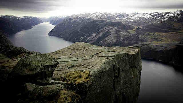 Oslo, Fiordos Magicos y Bergen.