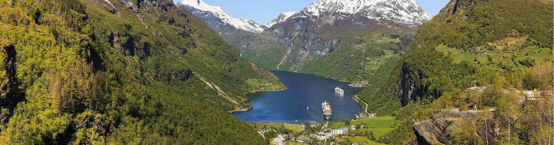 Oslo y Fiordos. Semana Santa