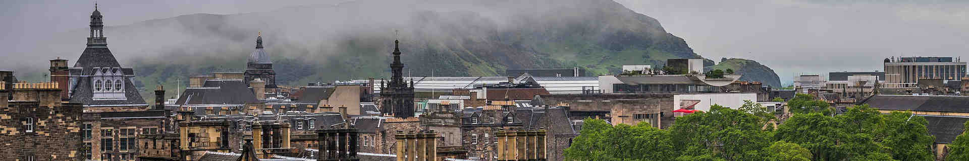 Escocia, Castillos, Lagos y Tierras Altas