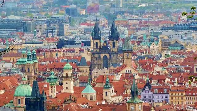 Praga y Budapest desde Asturias